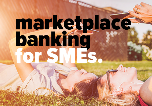 Marketplace banking for SME's