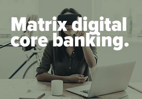 Matrix Digital Banking Platform Whitepaper