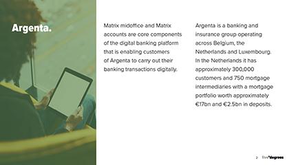 Argenta Digital Banking Case Study