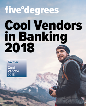 Gartner's 2018 Cool Vendors in Banking report