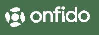 onfido logo white