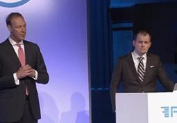 Finovate 2015: Matrix digital core banking platform