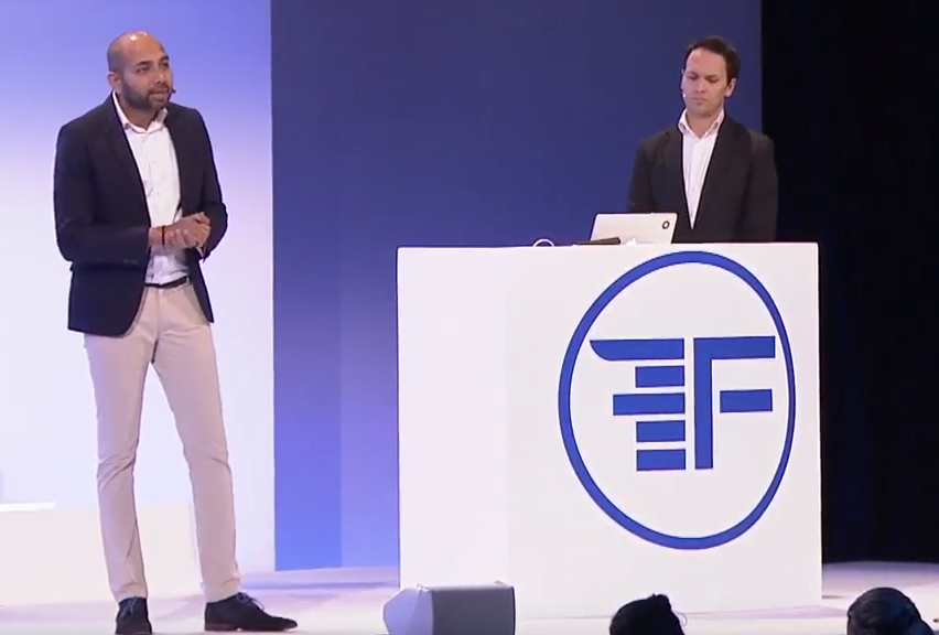 FinovateEurope 2018: Wealth management solution with Prospery