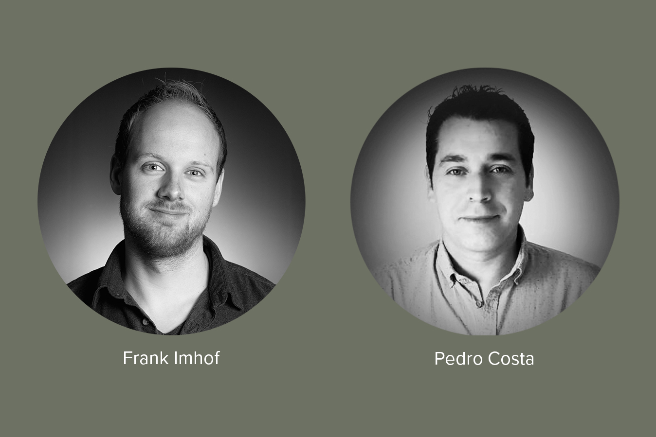 Frank Imhof appointed as VP Customer Success, Pedro Costa as Country Manager Portugal