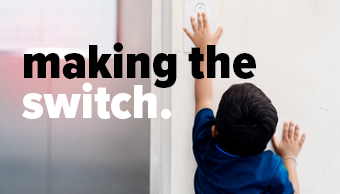 Making the switch to digital banking white paper