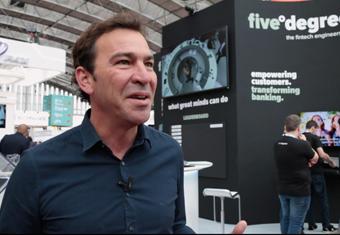 Martijn Homann interview at Money20/20Europe