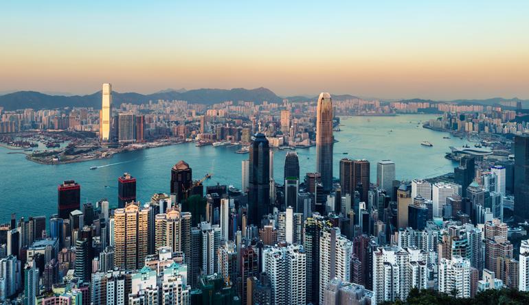 Next generation SME lending at FinovateAsia Hong Kong
