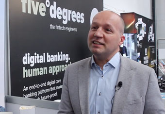 Financial IT interview / FinovateEurope 2019