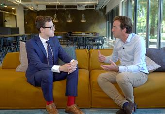Martijn Hohmann, CEO of Five Degrees