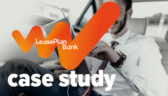 Case study : Leaseplan bank