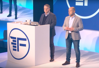 FinovateEurope 2019 demo video Five Degrees