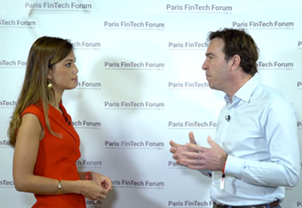 Paris Fintech Forum 2019 interview